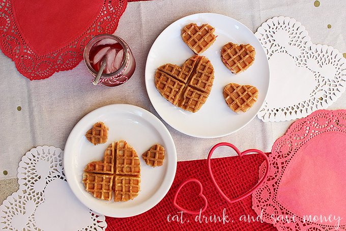Valentine\'s Day Recipe: Heart