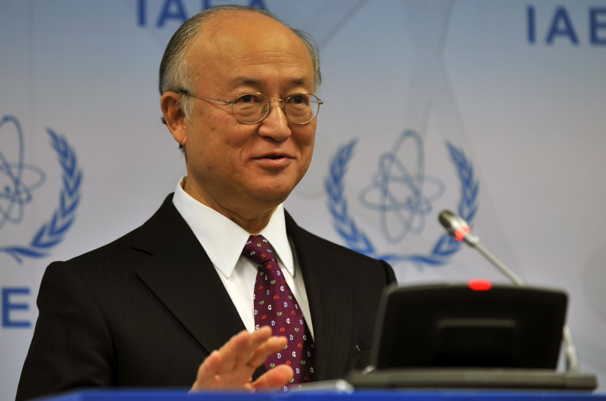 DG Amano confirms #Iran removed excess centrifuges & infrastructure from #Fordow facility #JCPOA https://t.co/zXSRP8vCCC