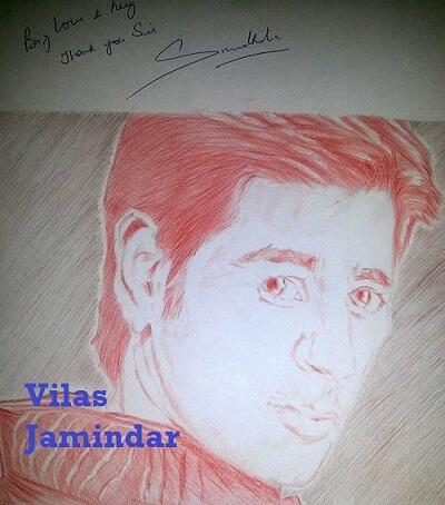 Happy Birthday handsome Sidharth Malhotra.. a Sketch made up of you..hope you will like it