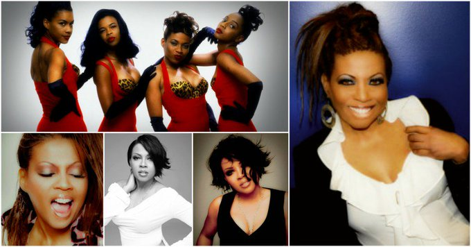Happy Birthday to Maxine Jones (born January 16, 1962)