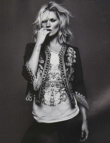 Happy Birthday to girl Kate Moss