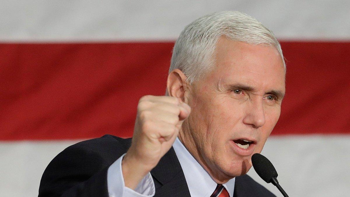Pence looks like he will be Trump's inside man in Congress