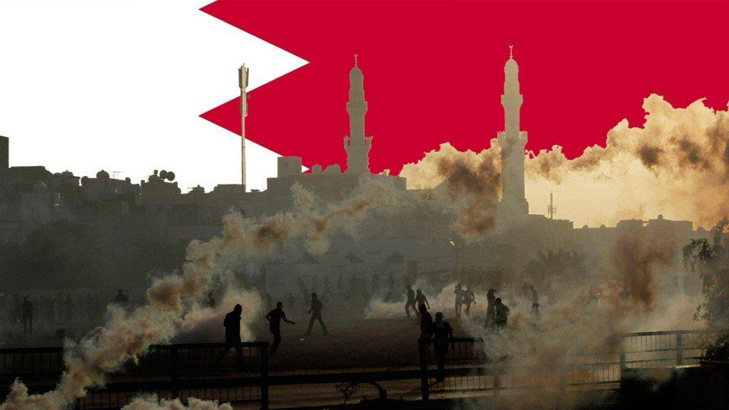 Bahrain city hall set ablaze, gunfire heard after executions