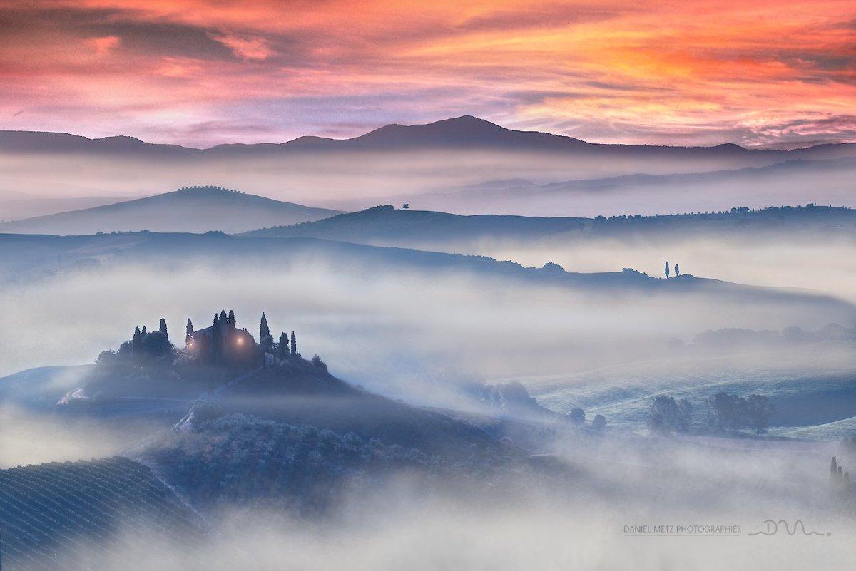 Awakening of Tuscany by Daniel Metz  https://t.co/4kdyjCwoOM https://t.co/XhEnRaqQvd