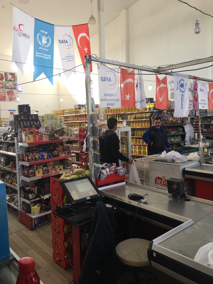 I'm at Harran Ova Market Konteynır Kent...