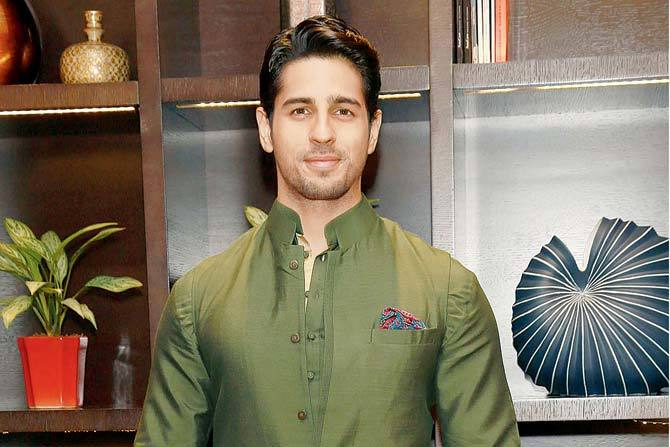 Happy birthday, Sidharth Malhotra! B-Town wishes him more success