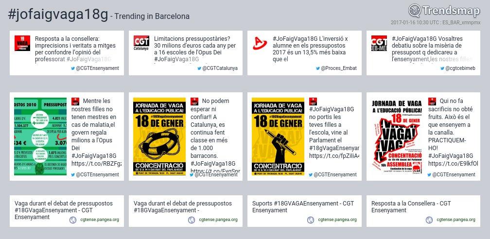 #jofaigvaga18g es ahora una tendencia en #Barcelona  https://t.co/1UmjZkYVlj https://t.co/LDxsDZdzqu