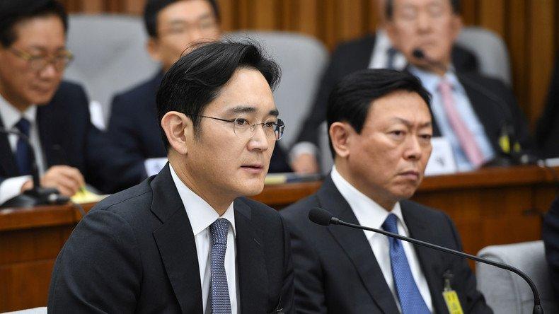Mandat d&#39;arrêt requis contre le vice-président et héritier de #Samsung @SamsungFR  https:// francais.rt.com/economie/32370 -mandat-darret-requis-contre-vice-president-heritier-samsung &nbsp; … <br>http://pic.twitter.com/OL1bcExI1I