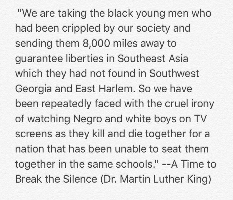 They don't remind you of these speeches from Dr. King... https://t.co/WuUvIhjPtd