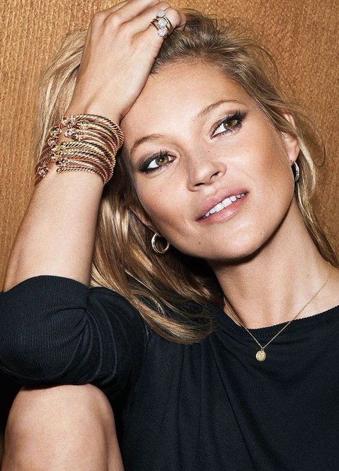 Today we are wishing a very Happy Birthday to the one and only Kate Moss!
