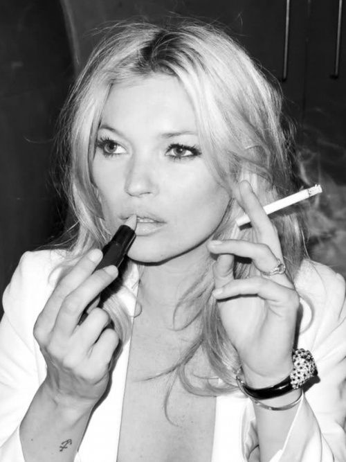 Forever an icon. Happy Birthday Kate Moss!