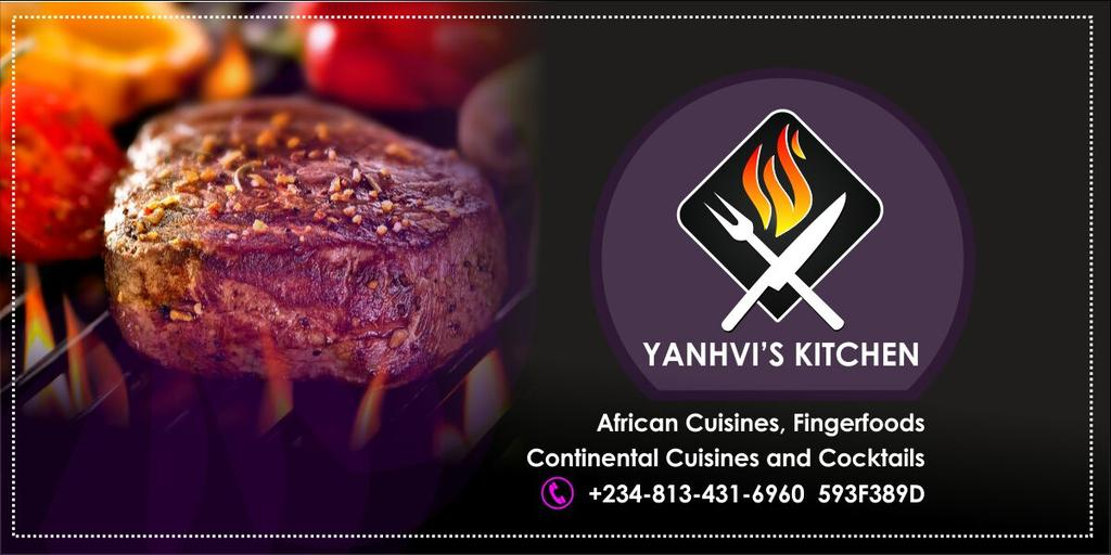 Awesome delicacies, mouth watering meals, soups and so much more @YanhviKitchen is here for this!