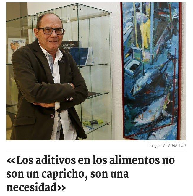 Interesante entrevista a F.Montejo de InnFlavours y profesor del Posgrado en #Aromas y #Fragancias  http:// ow.ly/TWeH3082tuh  &nbsp;   @lavozdegalicia<br>http://pic.twitter.com/7ndF96LiLs