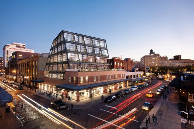 #NRF17 Le flagship #Samsung @837NYC : un magasin #tech entièrement dédié au show-rooming où rien ne s'achète … sauf à la cafétéria !<br>http://pic.twitter.com/OyMMEbbTnH