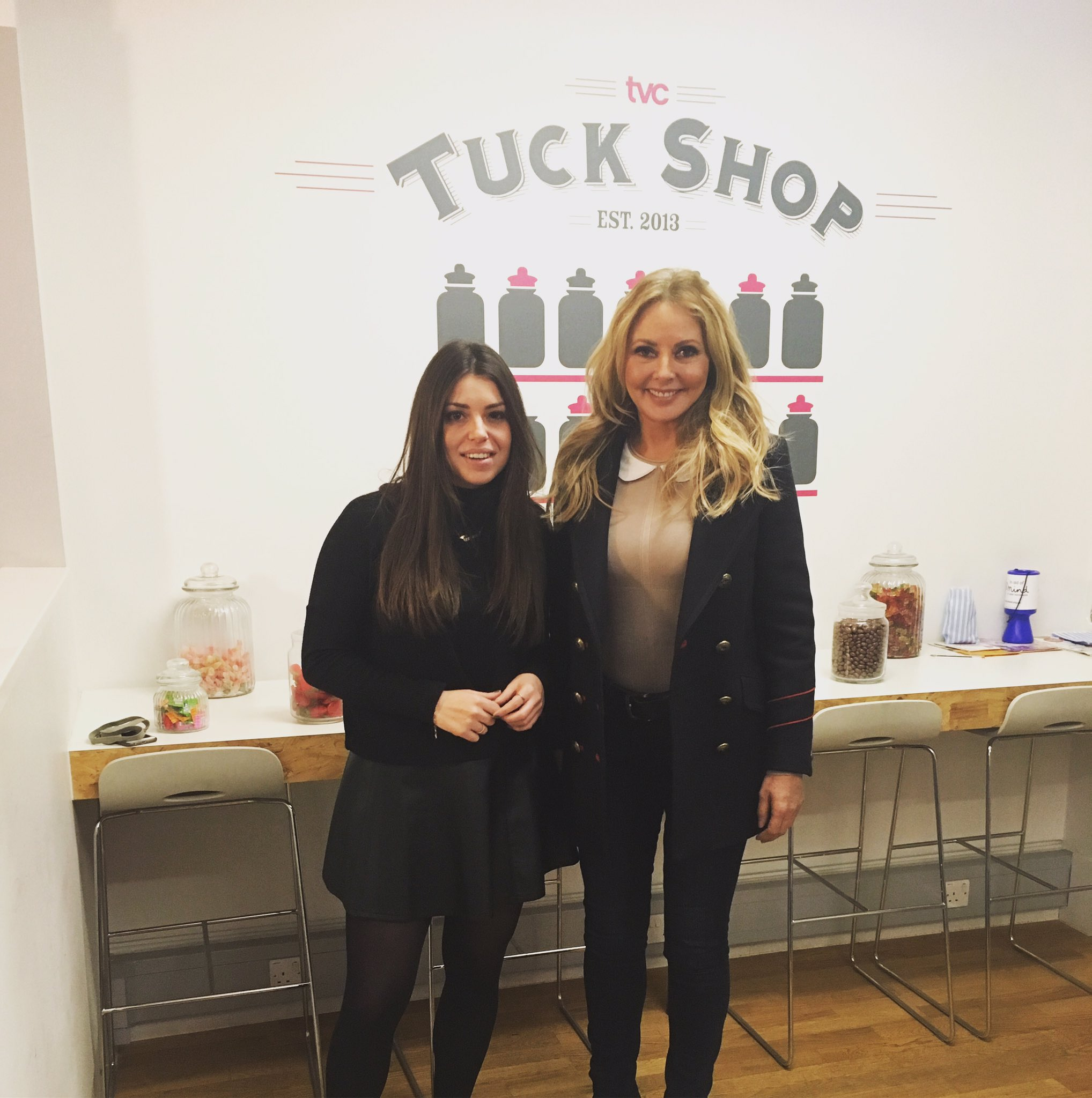 RT @TVCGroup: Great to have @carolvorders in the office today helping us beat the January blues this #blueMonday 💙 https://t.co/la179w8ljD