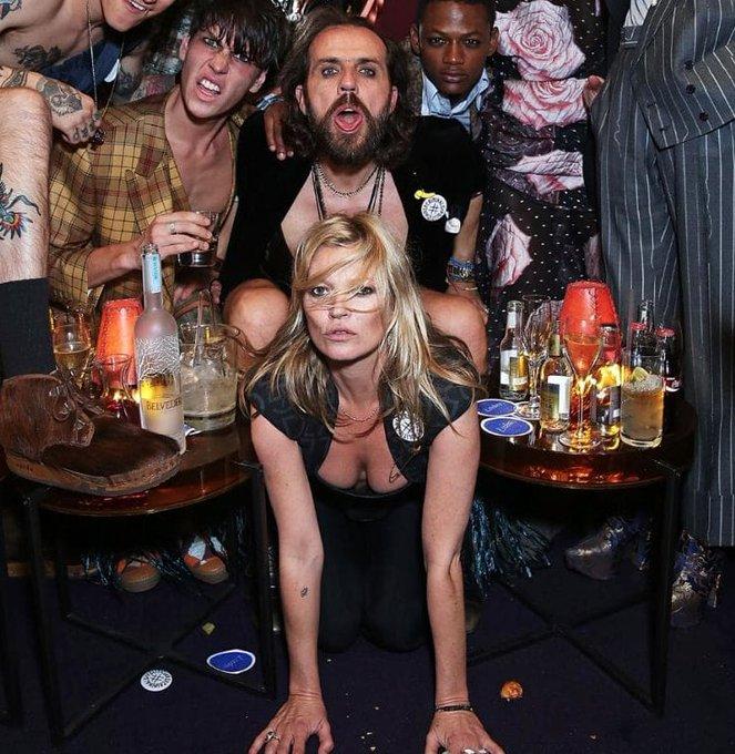 It\s Kate Moss\ birthday today! We love Kate Moss! Happy birthday hun x