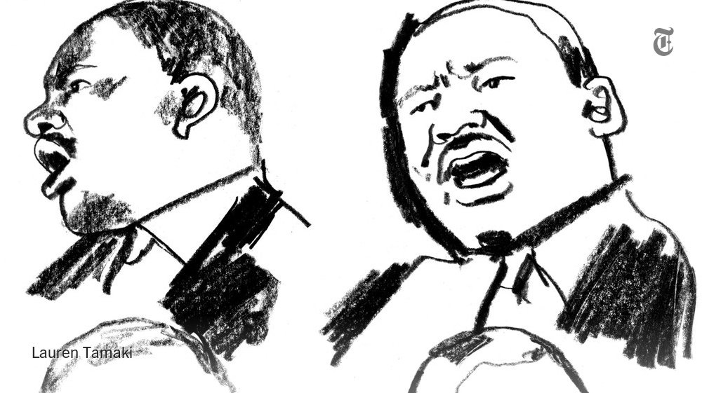It is easy to forget that, until fairly recently, many white Americans loathed Dr. King https://t.co/yFXrM0zK85 https://t.co/hq15BQhZQk