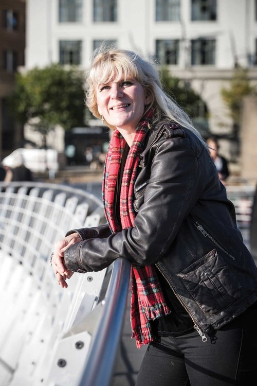 Meet @Jomilne10. Jo was born deaf but is now giving the gift of #hearing to others #HealthcareHeroes  https:// healthcare-heroes.com/heroes/jo-milne  &nbsp;  <br>http://pic.twitter.com/YcnwPmB2HK