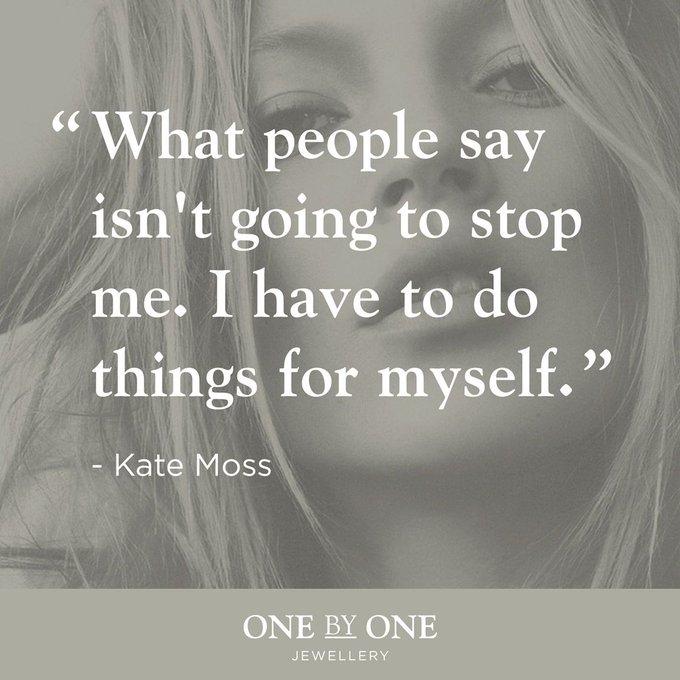 Happy Birthday to the gorgeous Kate Moss!