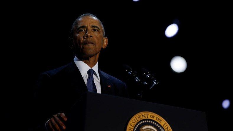 Lettre ouverte à #Obama &quot;tu es un marketeur, un charlatan, un bluffeur, un simulateur (...)&quot; LA SUITE  https:// francais.rt.com/opinions/32247 -adieu-obama-tu-etais-meilleur-orateur-que-legislateur &nbsp; …  @27khv<br>http://pic.twitter.com/5H0QTiaBss