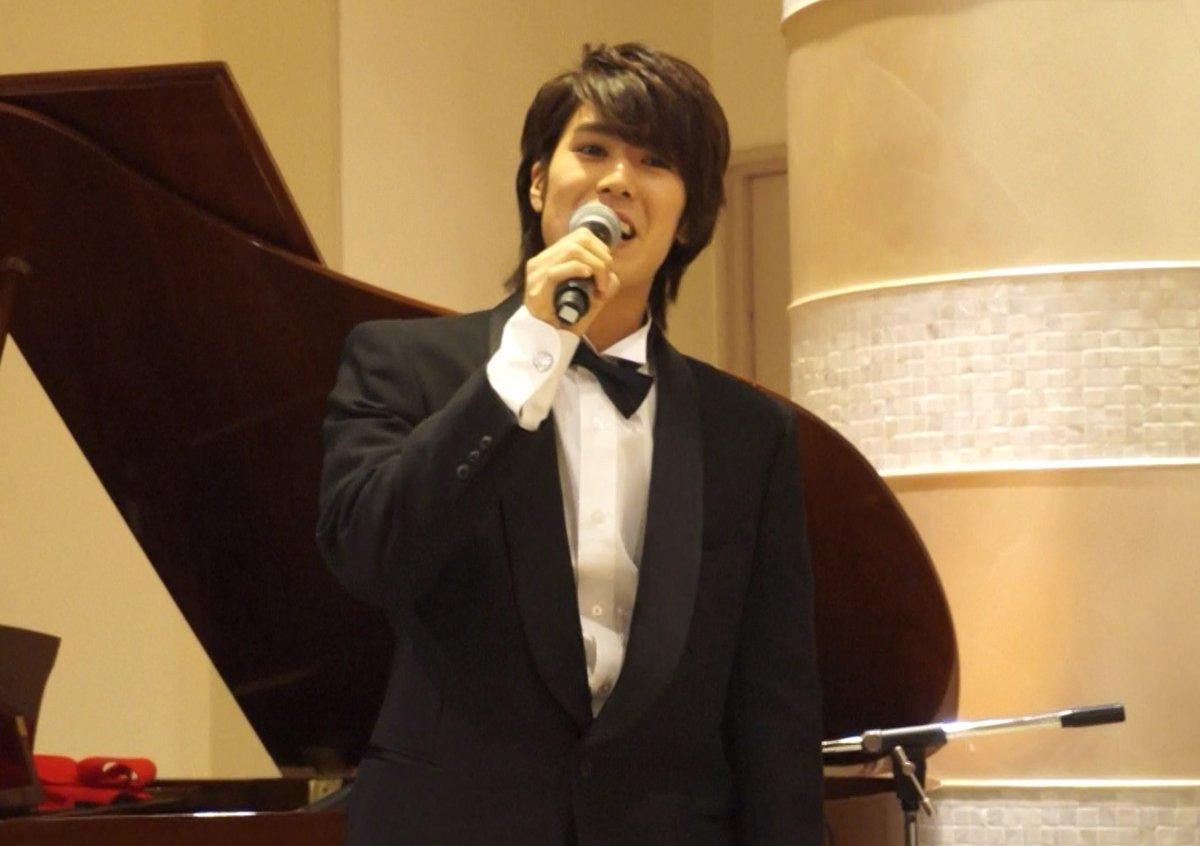 たくさんのお祝いメッセージどうもありがとうございます! 賢ちゃんに Candor を歌ってもらいました。 本当に優しくて、一つひとつの言葉が丁寧に届く素晴らしい歌でした。 賢ちゃん、どうもありがとう°˖✧ https://t.co/OT6Eu2qGYe