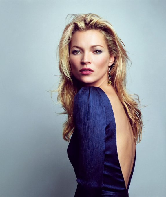 Happy birthday to the fabulous Kate Moss!