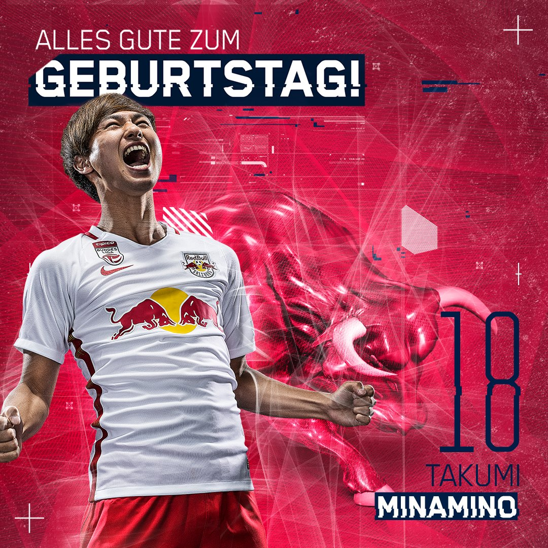 22nd Birthday Ideas In November: FC Red Bull Salzburg (@RedBullSalzburg) Twitter Influencer