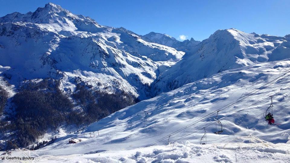Une journée parfaite +  = #montchavin #sun #snow #maplagne<br>http://pic.twitter.com/Jl9rkOQJ6z