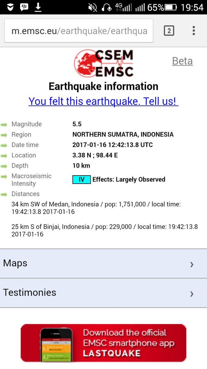 gempa di utara sumatera gegaran dirasai di semenanjung malaysia carigold forum