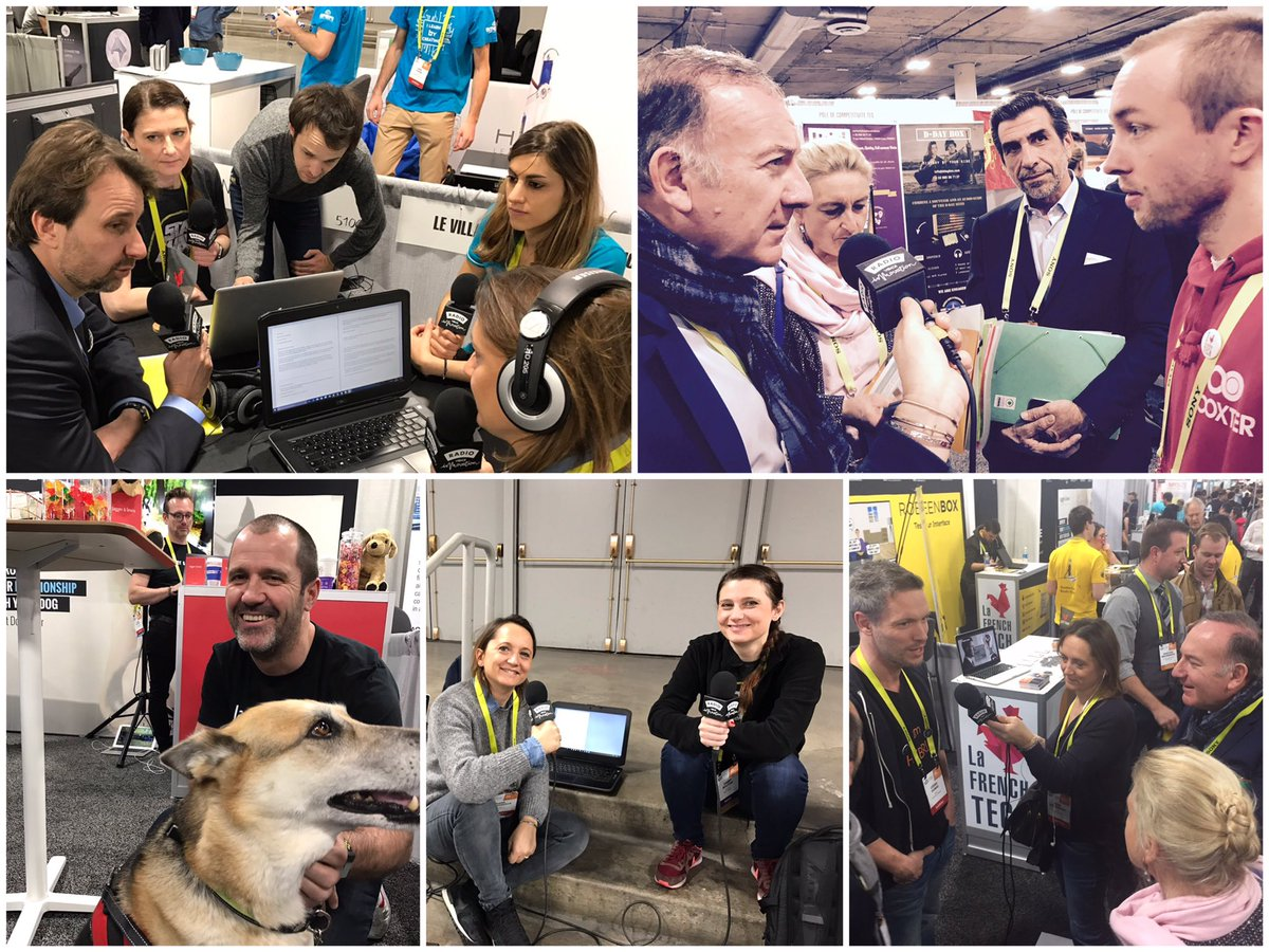 Bilan #CES2017 avec @Wiidii_FR @JooxterLabs @jaggerlewis_wld @Trovolone @LeVillagebyCA  http:// bit.ly/2j1nO4P  &nbsp;  <br>http://pic.twitter.com/MSwMcS1Be7