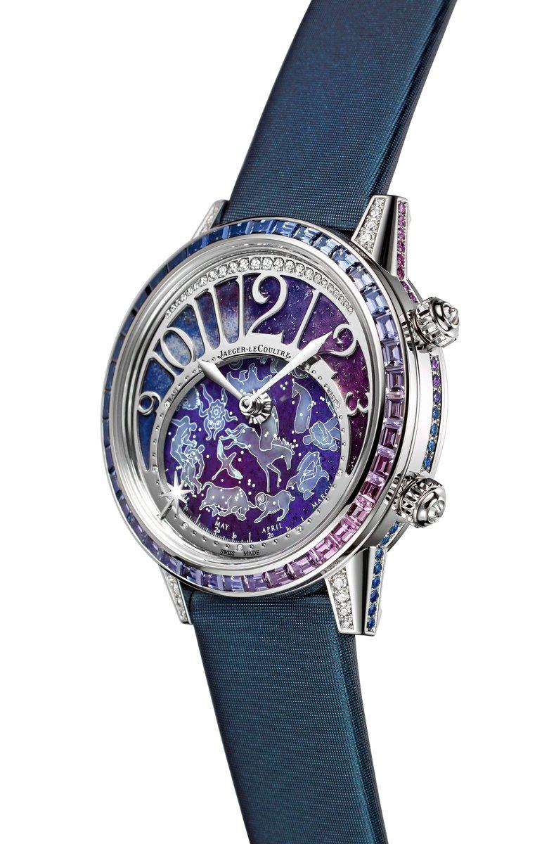 Rendez-Vous Celestial by @jaegerlecoultre #sihh2017 #luxury #new #Watch #artwork #beauty<br>http://pic.twitter.com/pzj1GfxN1d