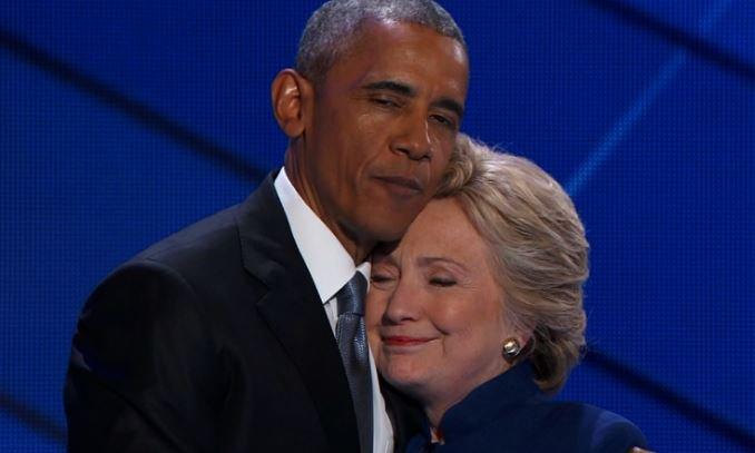 #Obama le monde vous dit Adieu OUF et  #Clinton en retraite c&#39;est bien<br>http://pic.twitter.com/4GuCaqBvbo