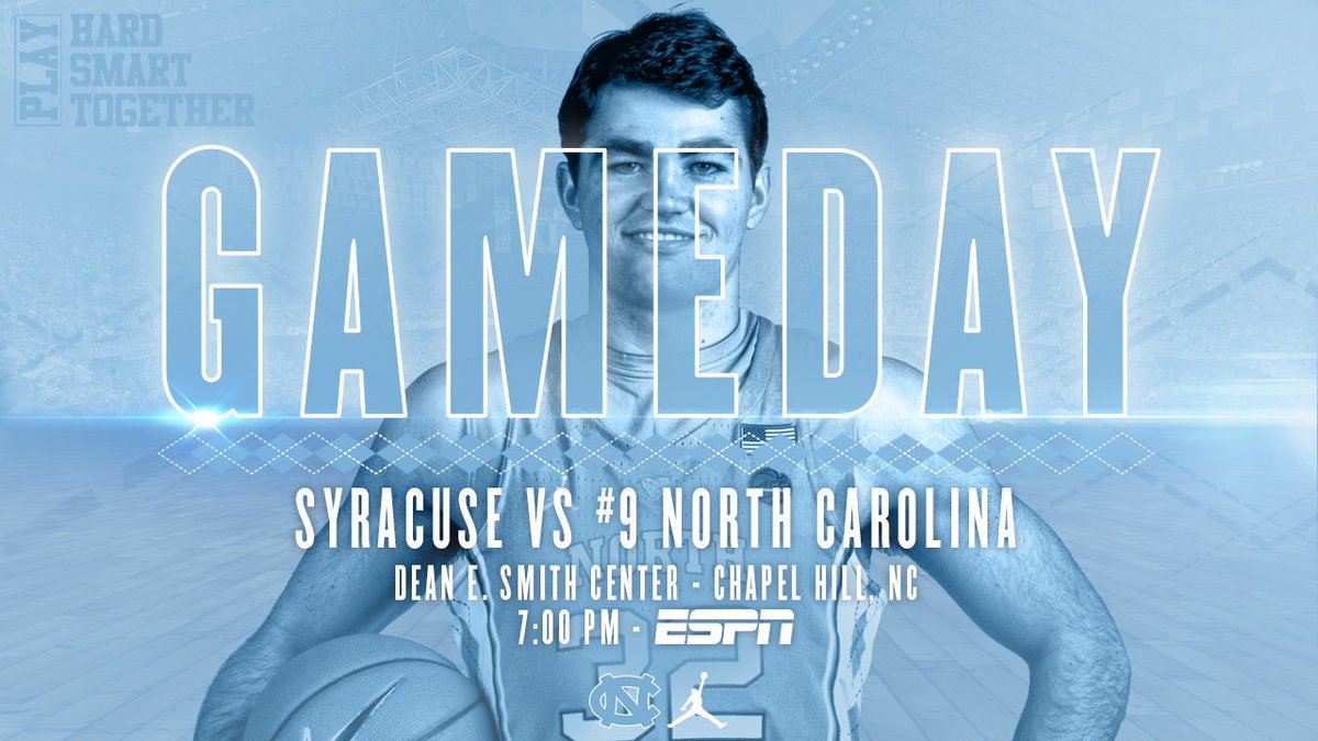 It&#39;s GAMEDAY tonight in Chapel Hill as Roy Williams goes for career win 800!  #GoHeels #GetIntoIt #UNCBBall <br>http://pic.twitter.com/tqAFqwFGWw