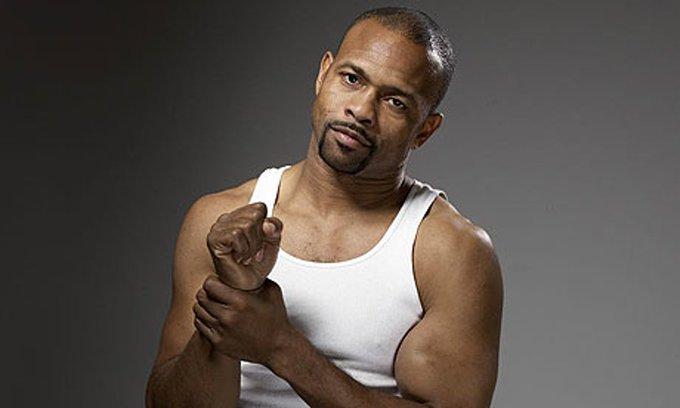 Happy Birthday to boxer Roy Jones Jr.,  Mr.Jones via