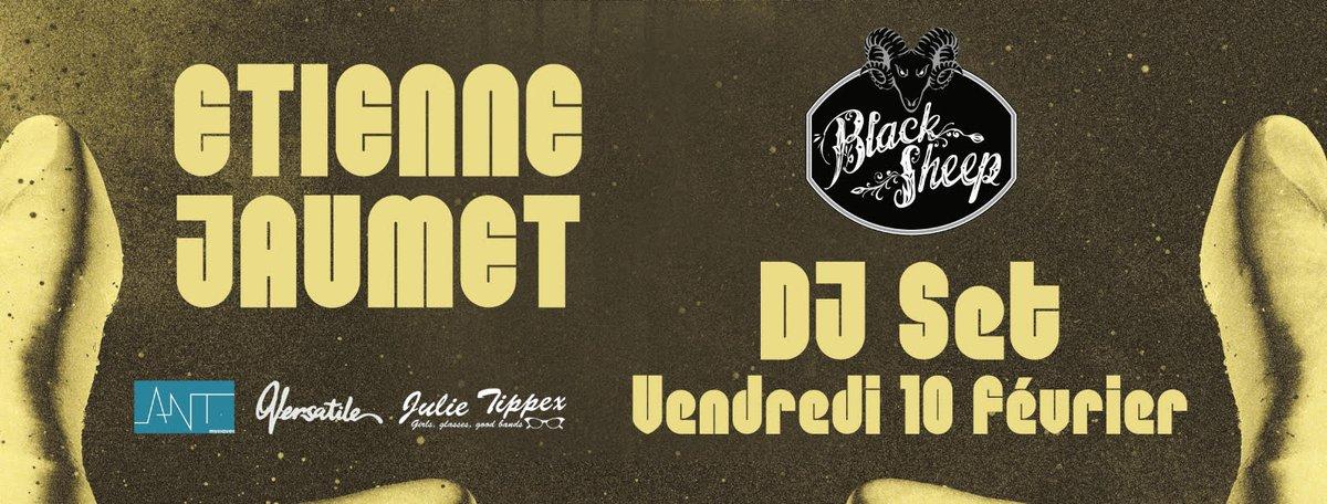 On t&#39;attend ! #DJSet d&#39;#EtienneJaumet VENDREDI 10 FEVRIER #Bastia  #music #sound #djset #dancefloor #electro -  https://www. facebook.com/events/7518968 01629396/ &nbsp; … <br>http://pic.twitter.com/UHvyYB5qHP