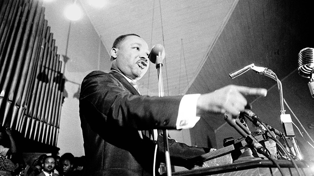 Honoring the life and legacy of Dr. Martin Luther King Jr. #MLKDay htt...