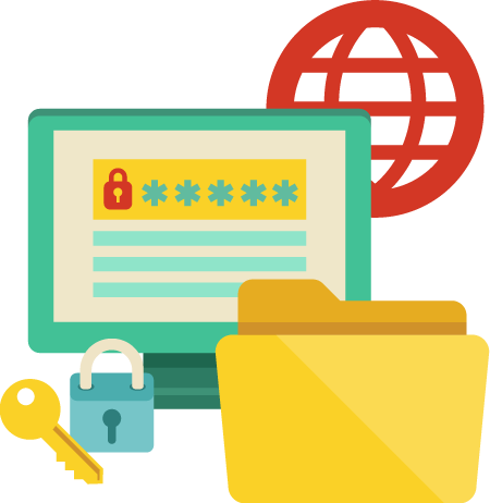 Privacy Officer Clip Art