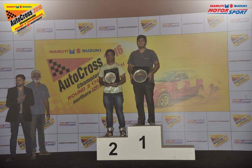 #Maruti #Suzuki #Autocross #National #Championship proved to be a successful hunting ground for #LakshayveerDabas to bag 3 trophies for #muj <br>http://pic.twitter.com/dhLEKprk90