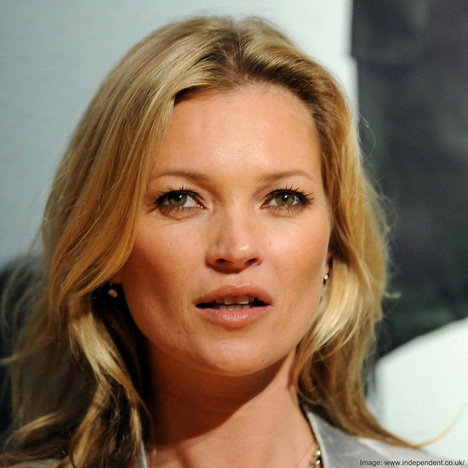 Happy Birthday Kate Moss - the Supermodel / Icon turns 43 today!