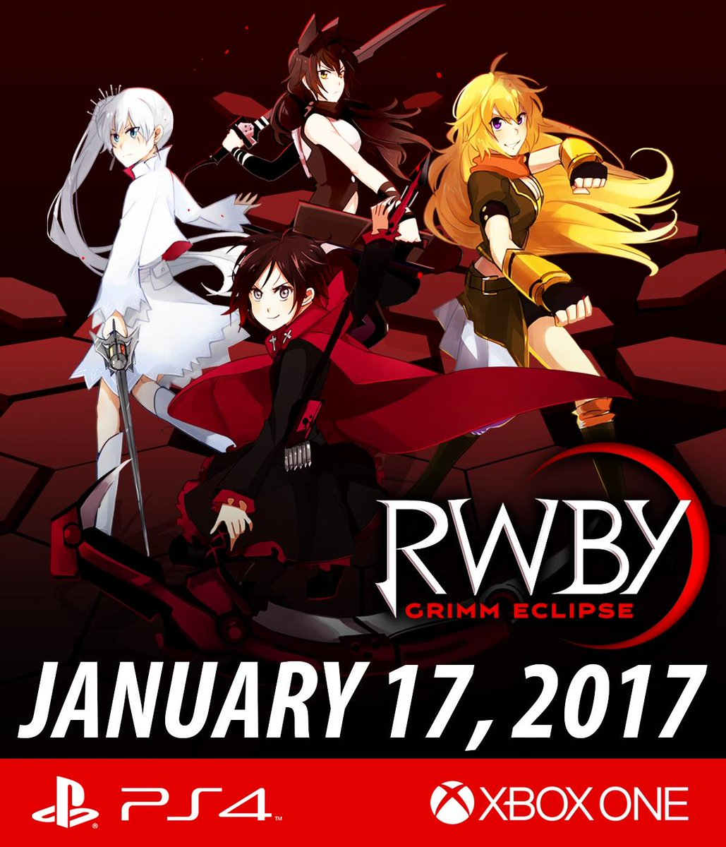 Hack and Slash Adventure RWBY: Grimm Eclipse Coming to Xbox One https://t.co/5l6OGYapND https://t.co/RYue0DtB85