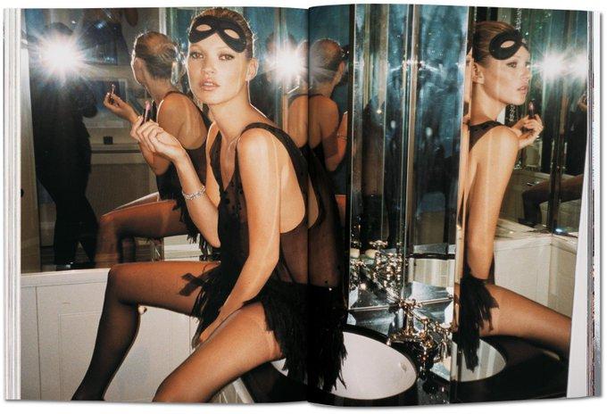 VogueParis: Happy Birthday Kate Moss! Here are 8 books to celebrate her birthday.