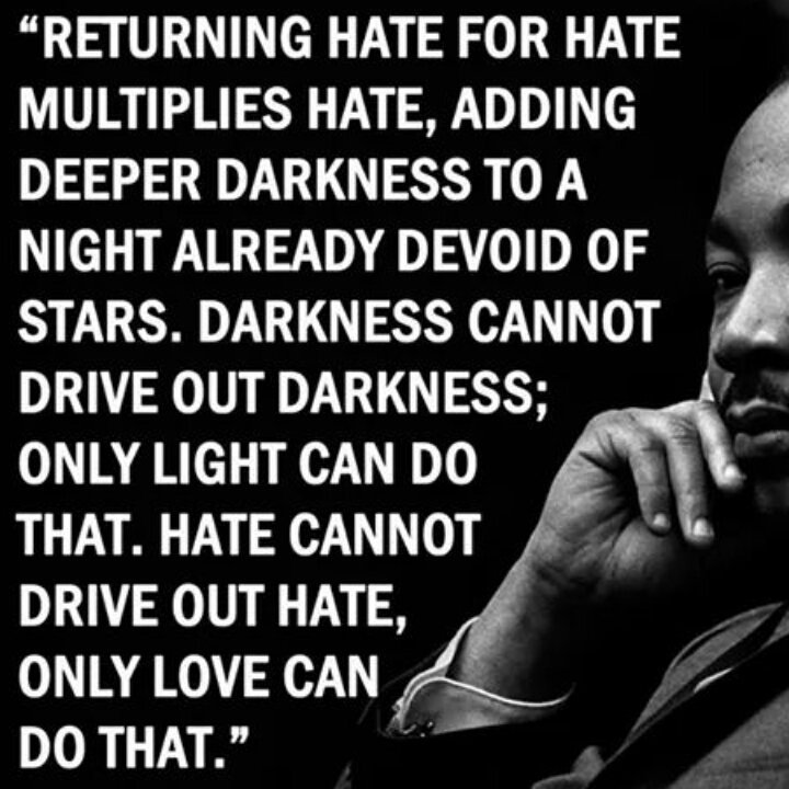 Martin Luther King was spot-on. Now if only people would listen.  #MLK  #MLKDAY  #1u #tcot<br>http://pic.twitter.com/9BXfIe31GZ
