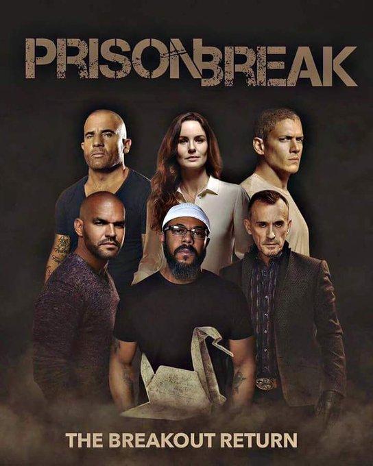 Image result for prison break season 5