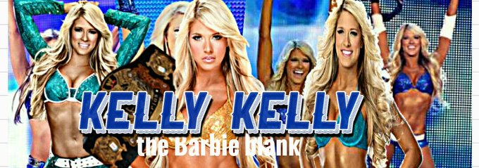 Happy birthday Barbie blank Kelly Kelly