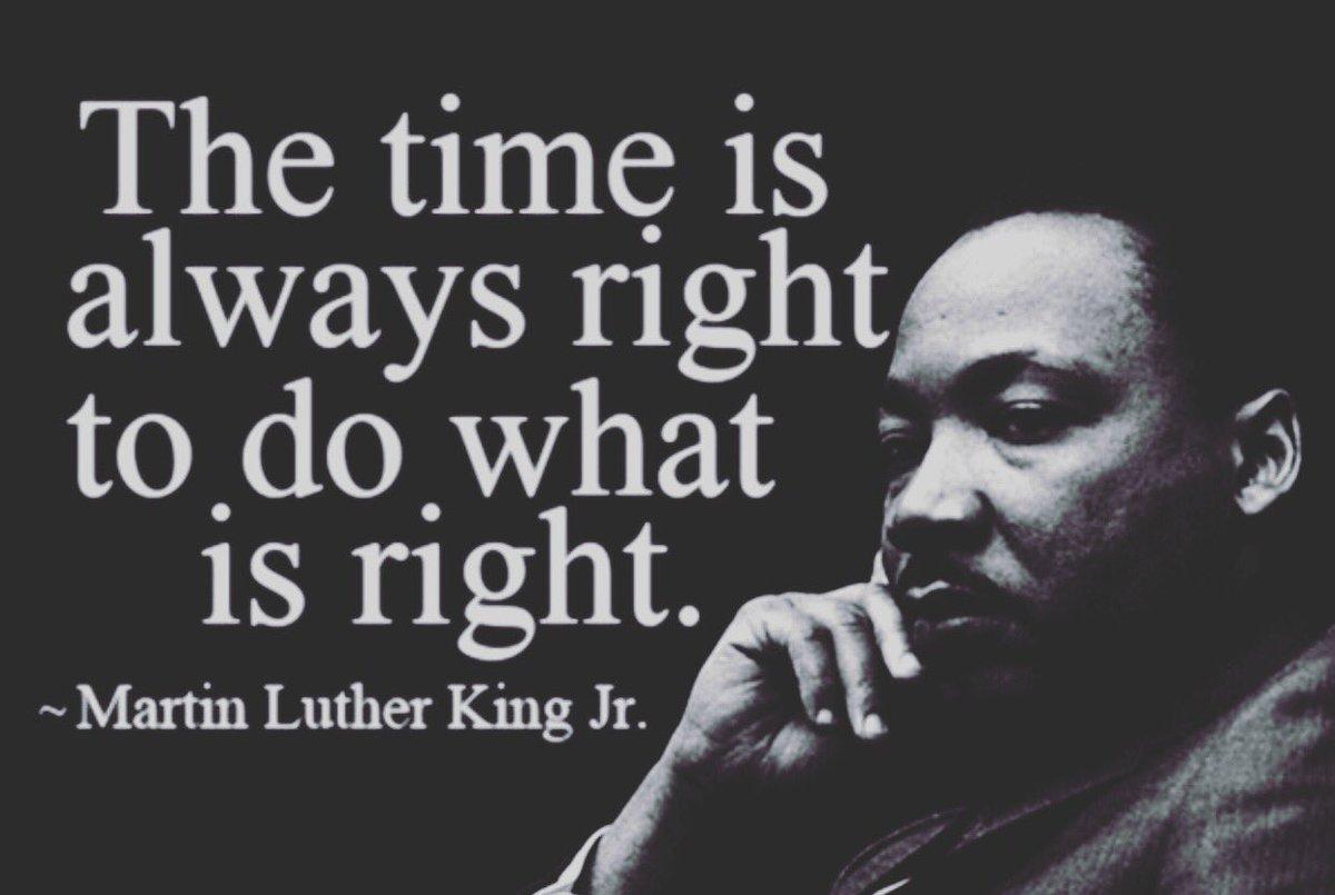 A little #mondaymotivation from #MLK https://t.co/9DTqjsa4sc