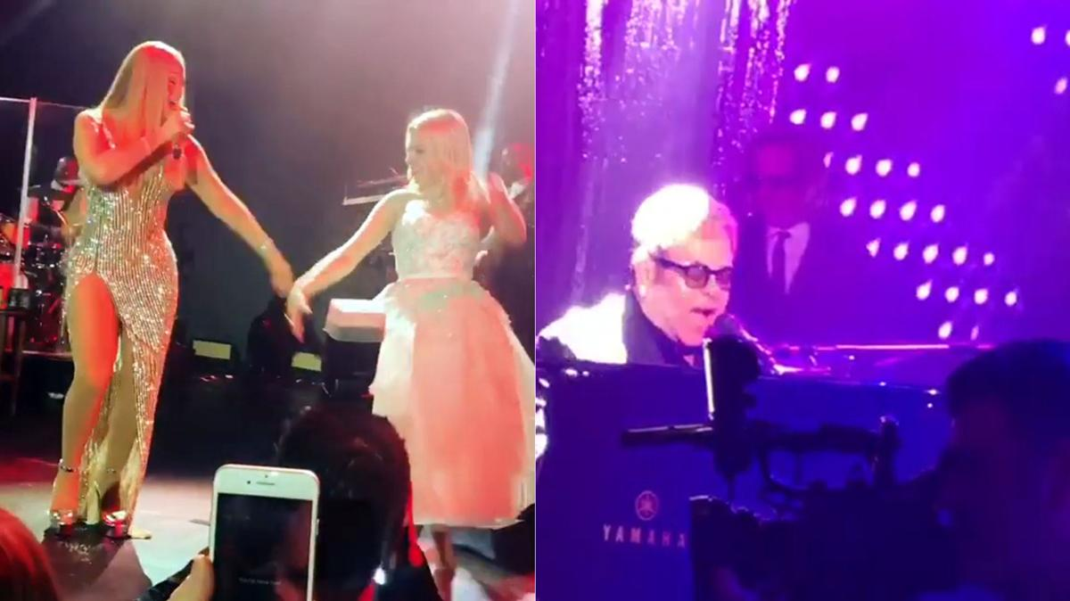 Antonio Banderas, Elton John e Mariah Carey invitati speciali ad un matrimonio milionario russo