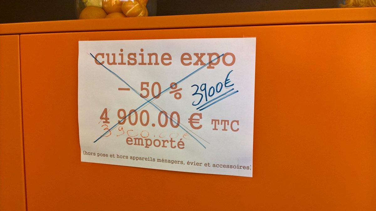 #Soldes2017 expo sacrifiée! #cuisines #cuisiniste #rivesaltes #perpignan<br>http://pic.twitter.com/bh1VcGsjkv