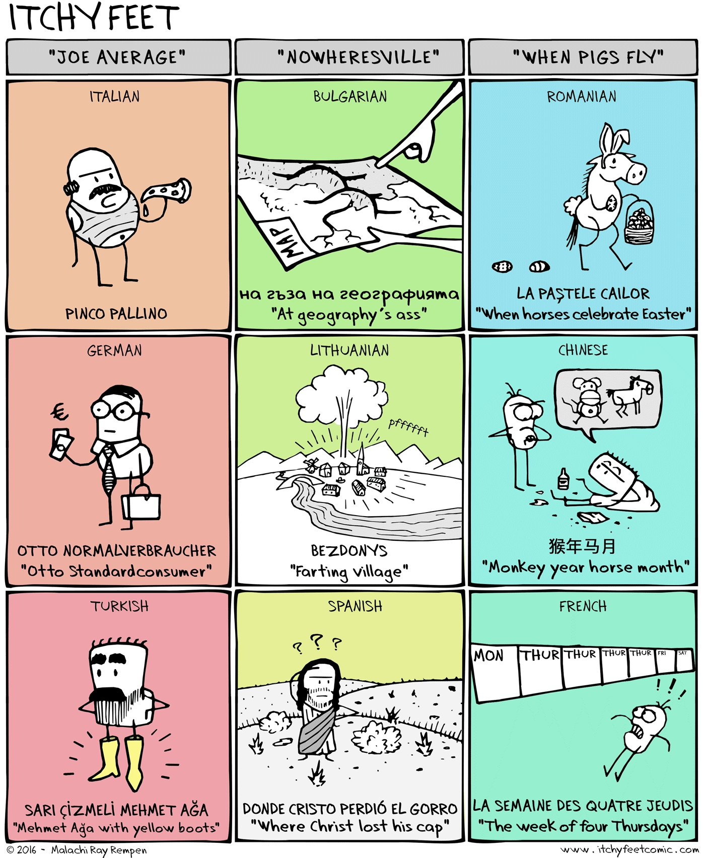 german language on how idioms change or don t in german language on how idioms change or don t in different languages t co hqvgciyhlo by itchyfeetcomic t co lychwtnsqt