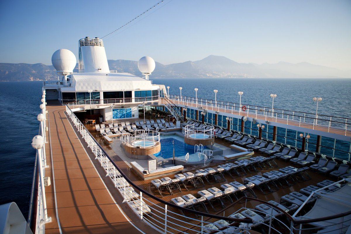 It's Monday? We hadn't noticed!   Lose yourself aboard Azamara: https://t.co/h8SoxGFMtM #cruiselife