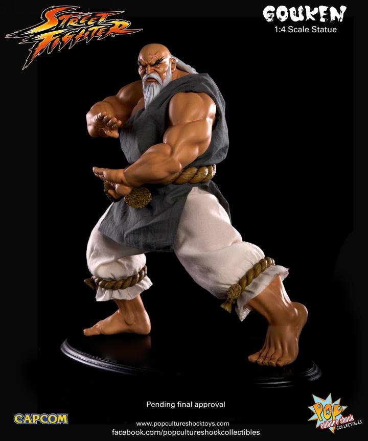 STREET FIGHTER : GOUKEN PREMIUM FORMAT EXCLUSIVE ÉDITION POP CULTURE SHOCK  http://www. hobby-one.net/product/street -fighter-gouken-exclusive-edition-pop-culture-shock &nbsp; …  #gouken #street #fighters <br>http://pic.twitter.com/7tmIXX5zBp